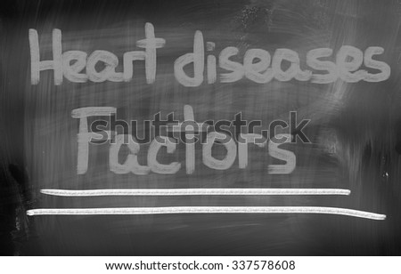 Heart Disease Concept - stock photo
