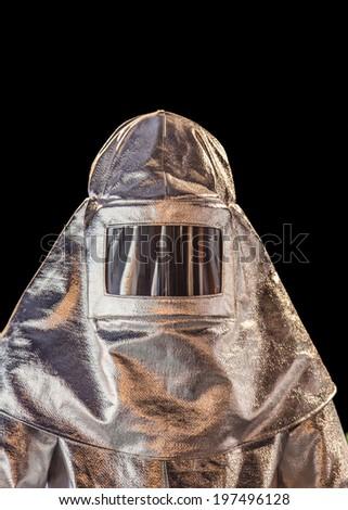 Heat Suit - stock photo