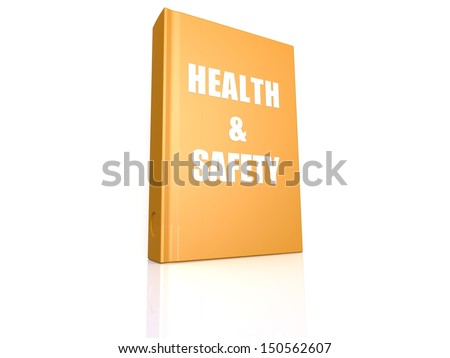 Heath and safety book