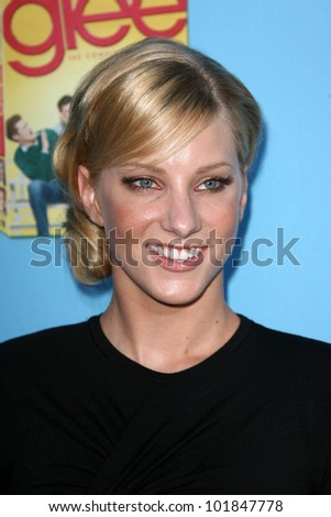 "Heather Morris at the ""GLEE"" Season 2 Premiere Screening and DVD Release Party, Paramount Studios, Hollywood, CA. 08-07-10"