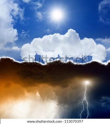 Heaven And Hell Stock Images Royalty Free Images