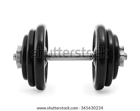 Heavy dumbbell