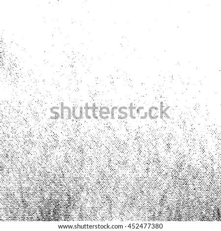 Heavy Grain Texture. Distress Overlay Noise Background. Empty Design Element. - stock photo