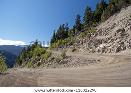 Heckman Pass in the Rainbow Range by Bella Coola Valley