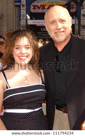 "Hector Elizondo and guest at the premiere of ""Harry Potter and The Order of The Phoenix"". Grauman's Chinese Theatre, Hollywood, CA. 07-08-07"