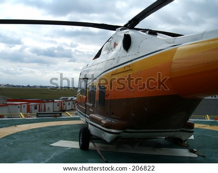 Helicopter aircraft airplane landing taking off helipad helideck rotor flight wing crash training firefight