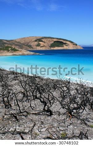 Hell Fire Bay, Esperence, Australia - stock photo