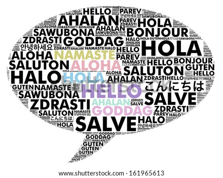 Hello Languages Stock Images, Royalty-Free Images & Vectors ...
