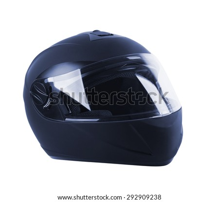 helmet isolated on white background