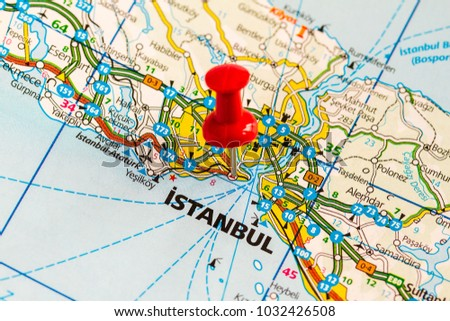 Helsingborg Sweden February 19 2015 Istanbul Stock Photo 1032426508