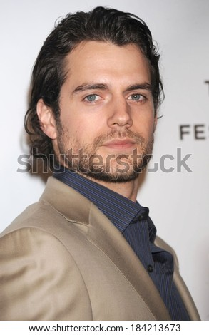 Henry Cavill at WHATEVER WORKS Premiere at the Tribeca Film Festival, The Ziegfeld Theatre, New York, NY April 22, 2009