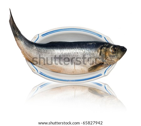 Red herring stock photos images pictures shutterstock for Smoked herring fish