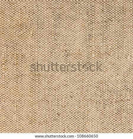 Hessian, Burlap, Sacking Texture, Background - stock photo