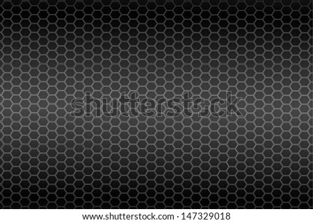 Hexagon steel  texture