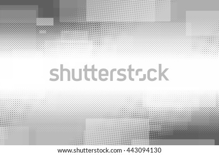Hi-tech gray abstract background - stock photo
