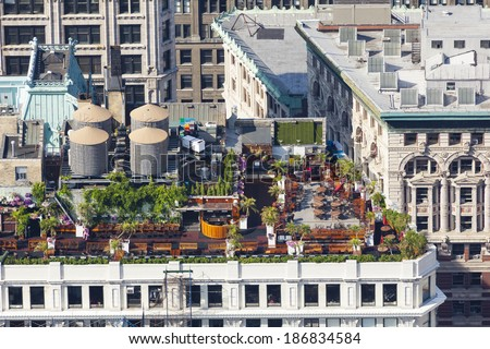 Apartment Building Roof building rooftop stock images, royalty-free images & vectors