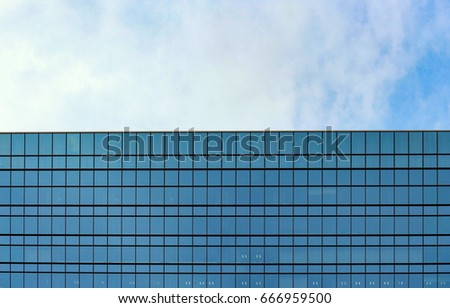 high building with sky as background