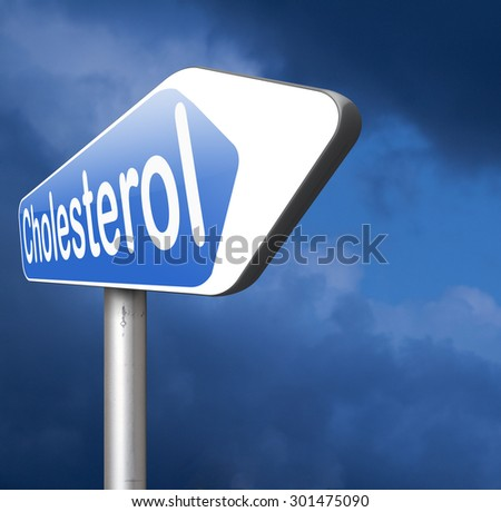 high cholesterol level lower saturated fats to avoid cardiovascular disease  - stock photo