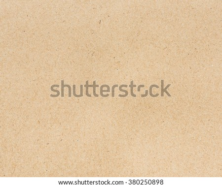 high detail with stain of background and texture brown paper sheet surface - stock photo