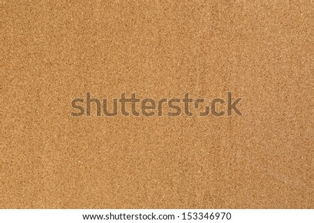 high detailed cork board texture, template for info - stock photo