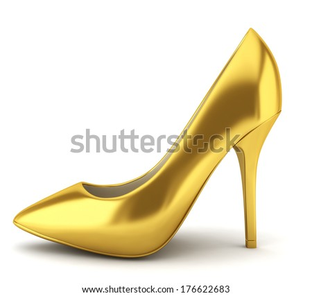 Golden Heels Stock Photos, Royalty-Free Images & Vectors ...