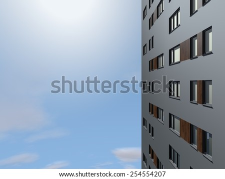 Modern Apartment Building Stock Photos Royalty Free Images