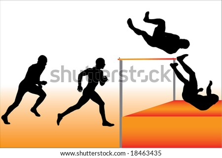 High Jump Raster Version