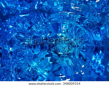 High Quality Aqua Water Reflection Background