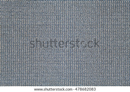 High quality close up picture of a carpet fabric texture.