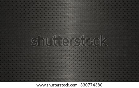 High quality of an abstract pattern artwork in grayscale. Black and white background.