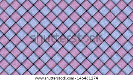 High Quality Weave Background - stock photo