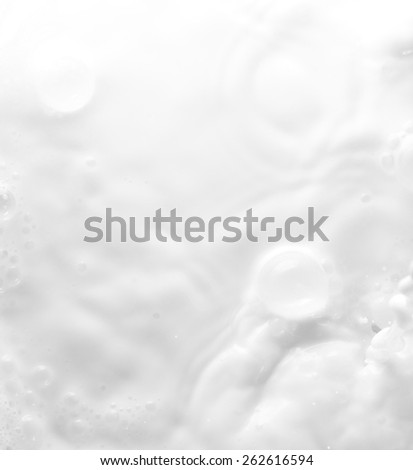 High resolution beautiful splash of natural milk. Can be used as background - stock photo