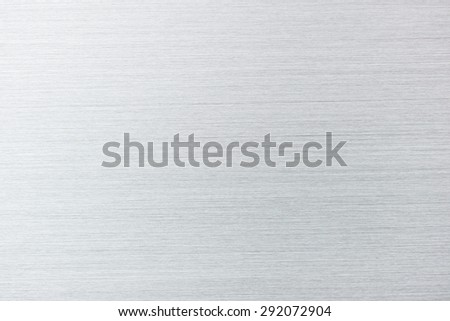 High resolution, brushed metal. Sharp to the corners. - stock photo