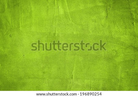 high resolution green wall texture - stock photo
