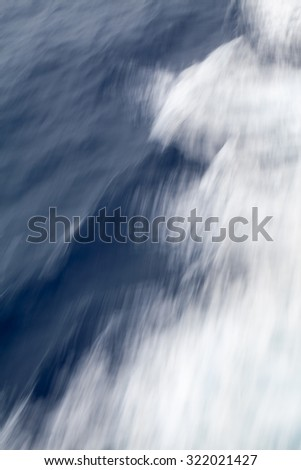 High resolution, high quality, abstract, colorful background. Made with long exposure on the sea waves