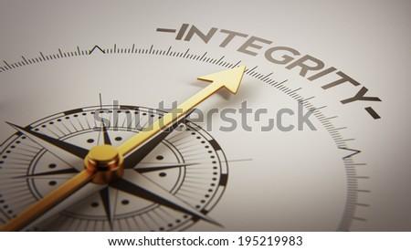 Infographic Ideas infographic definition of integrity : Integrity Banco de Imagens, Fotos e Vetores livres de direitos ...