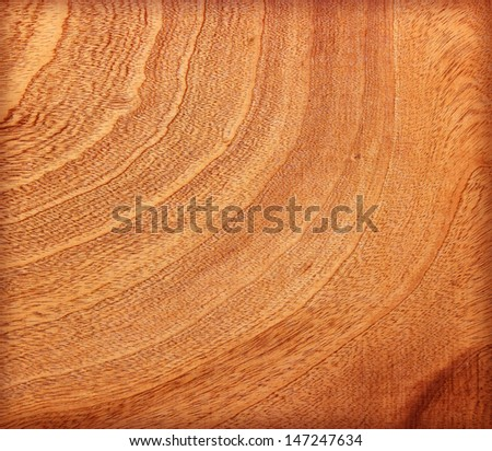 High resolution natural wood grain texture - stock photo