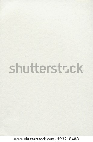 high resolution of blank paper - stock photo