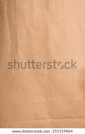 High resolution old craft paper. This is an actual paper, not a digitally generated image. - stock photo