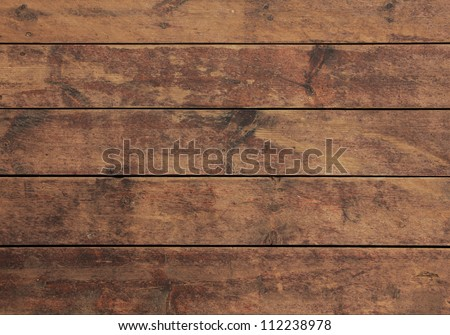 High resolution old wood texture - stock photo