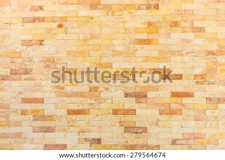 High resolution pictures clean modern pattern of brick wall . - stock photo