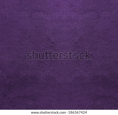 high resolution purple leather texture - stock photo