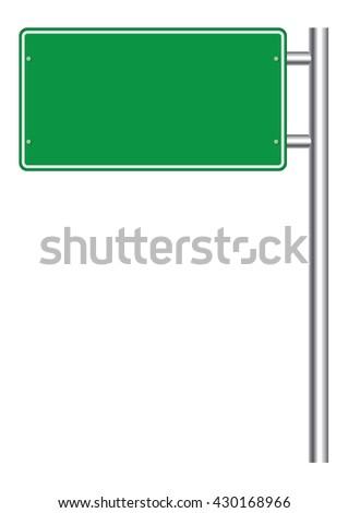 high resolution road sign clipart art stock illustration 430168966