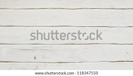 high resolution  white wood texture - stock photo