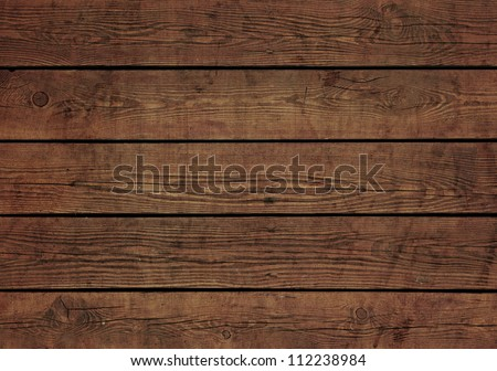 High resolution  wooden boards texture - stock photo