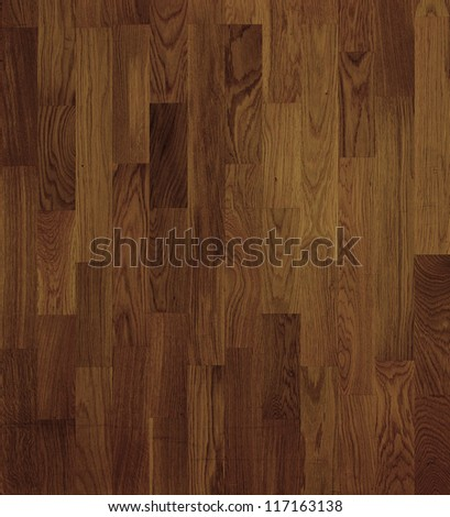 High resolution wooden floor backgrounds - stock photo