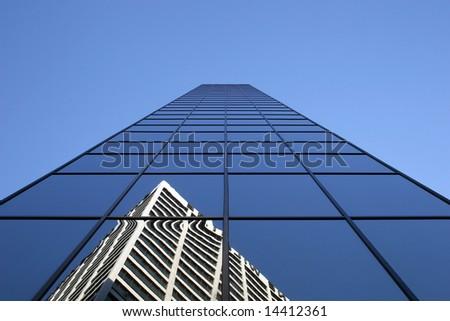 High rise - stock photo