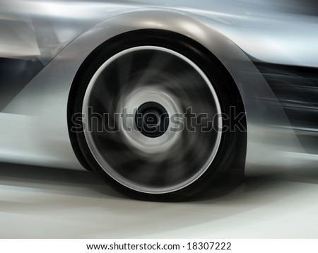 High Speed - stock photo