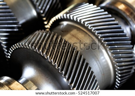 high speed gearbox precision gear for  transmission.