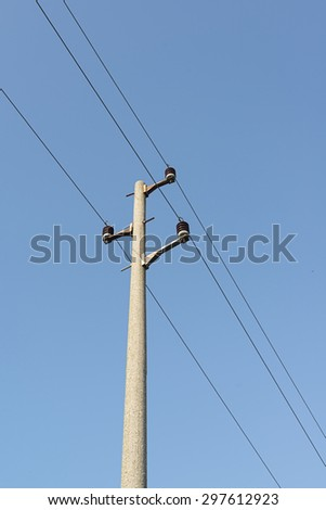 high voltage power electrical cables